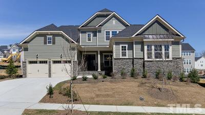 Wake Forest Single Family Home For Sale: 3104 Mountain Hill Drive #068