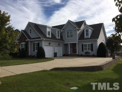 Harnett County Single Family Home For Sale: 222 Falling Water Road