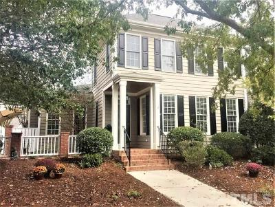 Chapel Hill Single Family Home For Sale: 505 Highgrove Drive