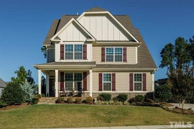 Cary Single Family Home Contingent: 203 Ashdown Forest Lane