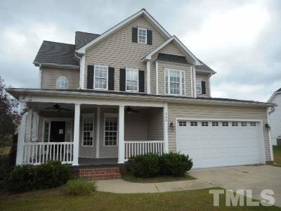 Johnston County Single Family Home Pending: 263 Hocutt Farm Drive