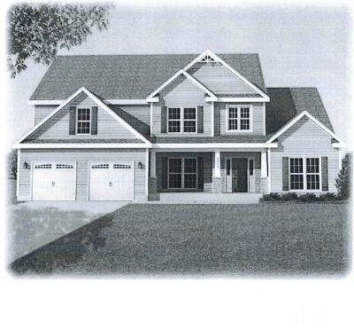 Fuquay Varina Single Family Home Pending: 3908 Simone Lane #Lot 19