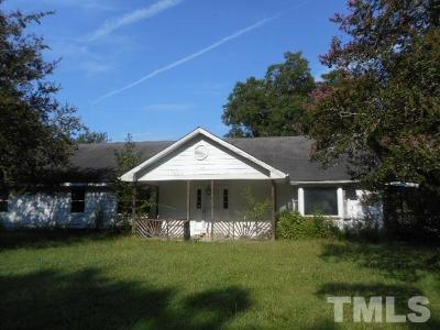 Harnett County Single Family Home For Sale: 176 Old Mill Drive