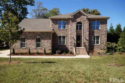 Single Family Home For Sale: 425 Waterville Street