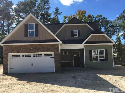 Knightdale Single Family Home For Sale: 101A Maplewood Drive