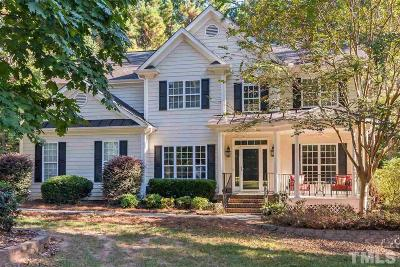 Youngsville Single Family Home Contingent: 145 Remington Court
