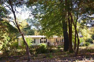 Pittsboro Manufactured Home For Sale: 763 Foxfire Trace