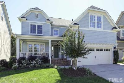 Cary Single Family Home Pending: 302 Russo Valley Drive