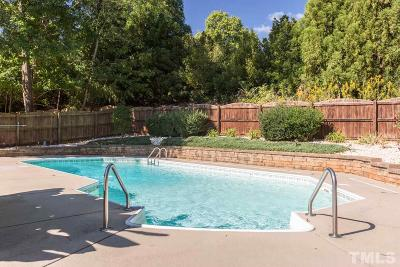 Wake Forest Single Family Home For Sale: 10013 San Remo Place