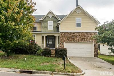 Cary Single Family Home For Sale: 201 Tellico Place
