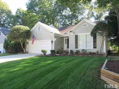 Knightdale Single Family Home Contingent: 1012 Willow Ridge
