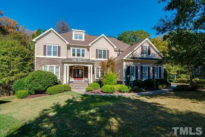 Chapel Hill Single Family Home For Sale: 2002 Elcombe Court