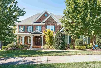 Holly Springs Single Family Home For Sale: 145 Lolliberry Drive
