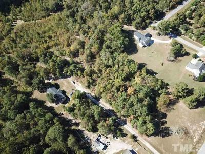 Wake County Residential Lots & Land For Sale: 11238 Jeffreys Lane