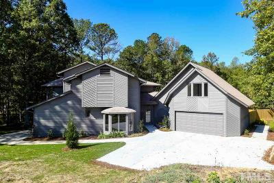 Apex Single Family Home For Sale: 2955 Macintosh Woods Drive