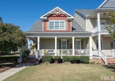 Apex Townhouse For Sale: 1301 Center Street