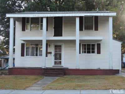 Durham Single Family Home For Sale: 205 S Briggs Avenue