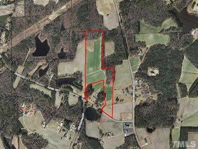 Wake County Residential Lots & Land For Sale: Martin Road