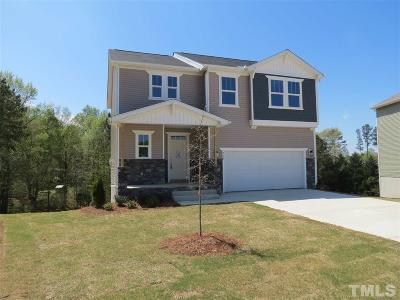 Wake Forest Single Family Home For Sale: 409 Ferry Court