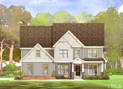 Clayton Single Family Home Pending: 48 Thousand Oaks Court