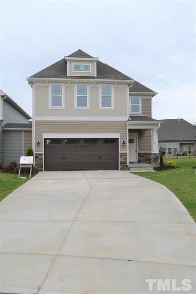 Johnston County Townhouse Pending: 40 Labradoodle Court