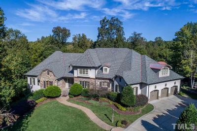 The Registry Single Family Home For Sale: 1100 Stone Kirk Drive
