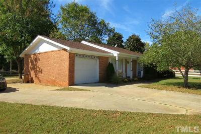 Wake Forest Single Family Home For Sale: 304 Forestville Road