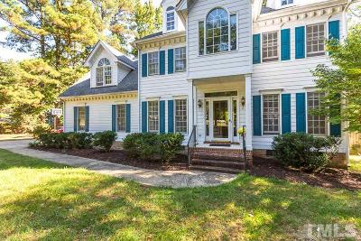 Single Family Home For Sale: 4101 Ridgebrook Bluffs Drive