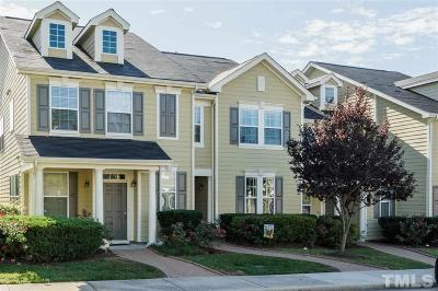 Cary Townhouse Contingent: 115 Point Comfort Lane