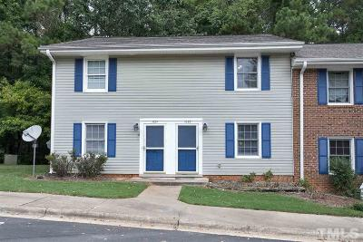 Cary Townhouse Pending: 1033 Nottingham Court