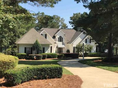 Clayton Single Family Home For Sale: 108 Hibiscus Drive