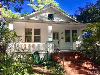 Single Family Home For Sale: 513 Cutler Street