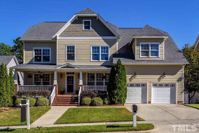 Cary Park Single Family Home Contingent: 506 Frontgate Drive