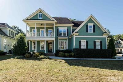 Knightdale Single Family Home Contingent: 1003 Lyndhurst Falls Lane