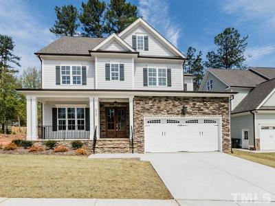 Raleigh Single Family Home For Sale: 4612 Pleasant Pointe Way
