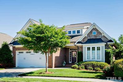 Cary Single Family Home For Sale: 212 Sonoma Valley Drive