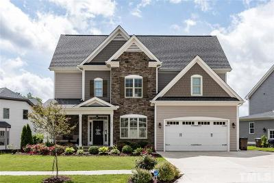 Wake Forest Single Family Home For Sale: 532 Kings Glen Way