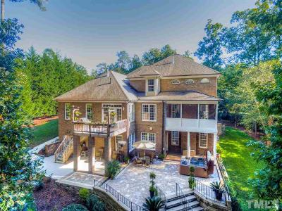 Wake County Single Family Home For Sale: 4524 Arden Forest Road