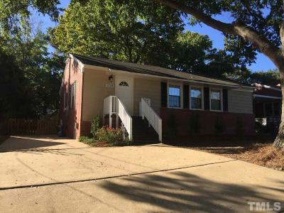 Single Family Home For Sale: 2728 Layden Street