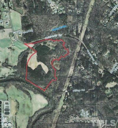 Wake County Residential Lots & Land For Sale: 2512 Bethlehem Road