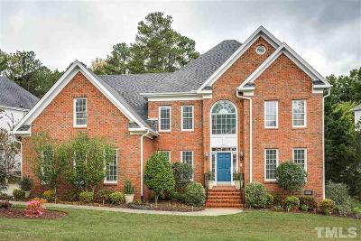 Raleigh Single Family Home For Sale: 5215 Tallowtree Drive
