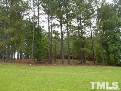 Johnston County Residential Lots & Land For Sale: 199 Josie Drive