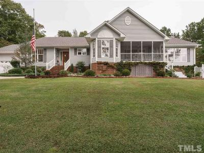 Harnett County Single Family Home For Sale: 515 Coachman Way