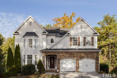 Durham Single Family Home For Sale: 106 Castlebar Lane