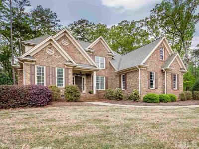 Fuquay Varina Single Family Home For Sale: 5112 Shirland Road