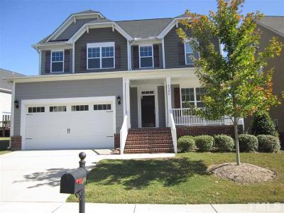Raleigh Single Family Home For Sale: 4304 Brintons Cottage Street