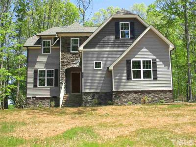 Wake Forest Single Family Home For Sale: 1012 Bluebell Lane