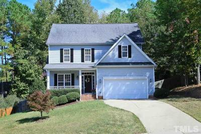 Wake Forest Single Family Home For Sale: 8512 Parlange Woods Lane