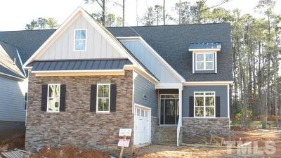 Raleigh Single Family Home For Sale: 2416 Clinedale Court