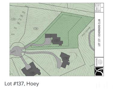 Chatham County Residential Lots & Land For Sale: 90124 Hoey